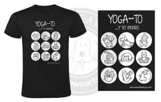 Camiseta YOGA-TO
